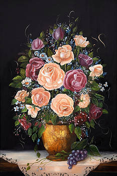 My Mother's Roses by Jan Holman