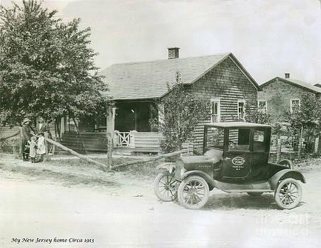 My NJ Home circa 1913 by ME Kozdron