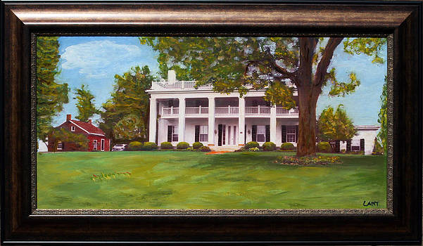My Old Kentucky Home by Banning Lary