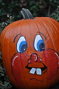 Teresa Blanton - My painted pumpkin 6
