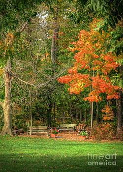 My Quiet Place by Pamela Baker