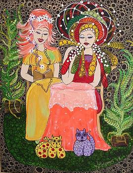 My Sister and Me by Kathleen Bellows