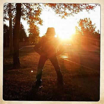 #my #son #sol #sunrise #soleil #igers by Ange Exile DuParadis
