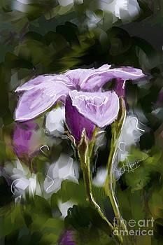 My Summer Flower by Dinah Anaya