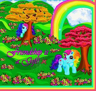 My Sweet Little Pony  by Jenny Sorge