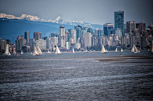 My Vancouver by Shari Whittaker