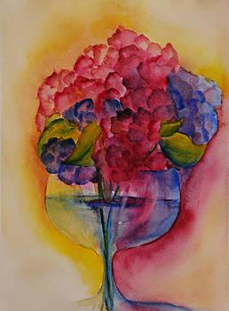My Wedding Bouquet by Cyrene Swallow