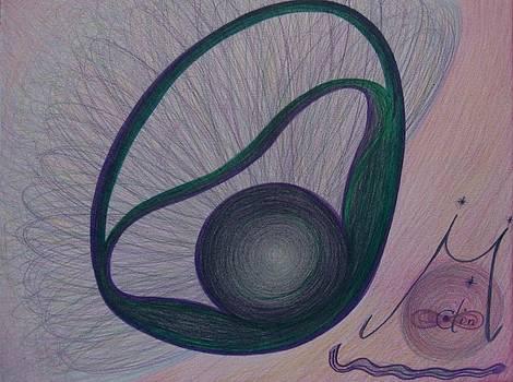 Myrddin by Elena Soldatkina