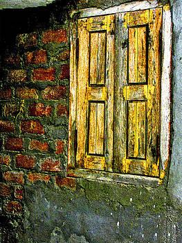 Mysterious Window by Makarand Purohit