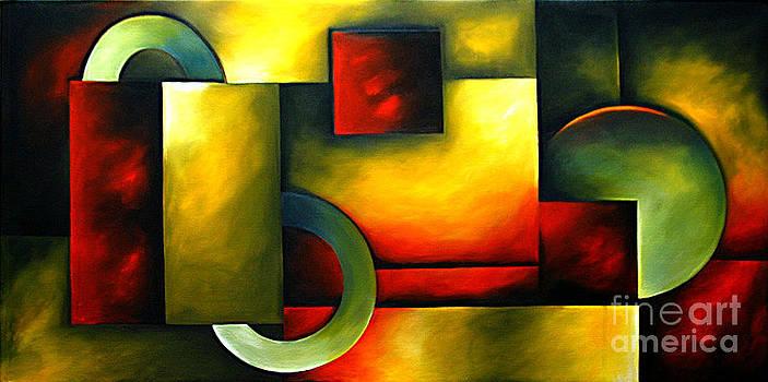 Mystic Composition by Uma Devi