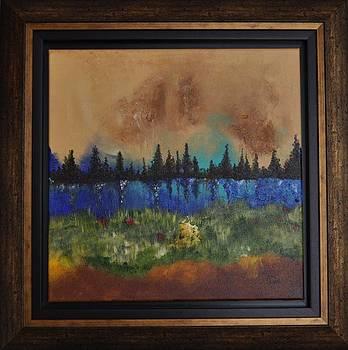 Mystic Forest by Linda Ferreira