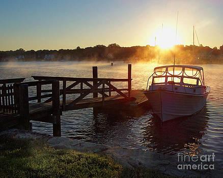 Anne Ferguson - Mystic Sunrise