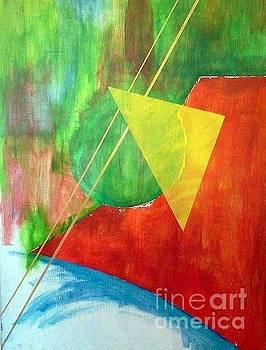 Mystic Triangle by Fred Douglas Allen