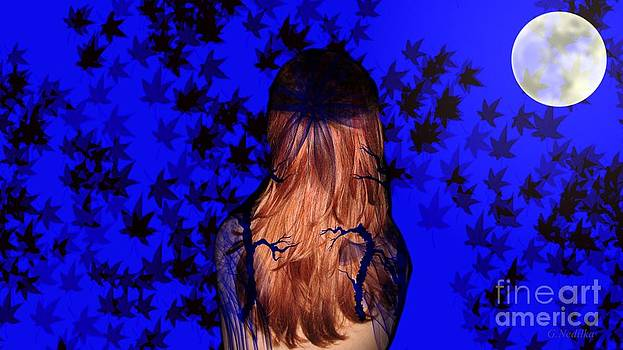 Mystical Beauty by Gabriele Nedilka
