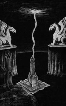 Mystical Monolith by Corey Finney