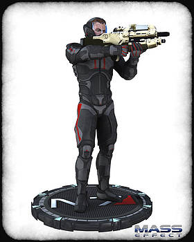 N7 soldier v1 by Frederico Borges