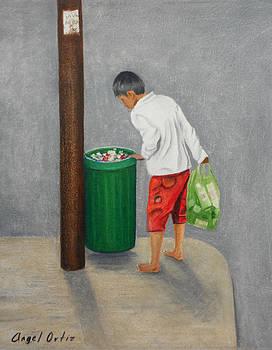 Nada by Angel Ortiz