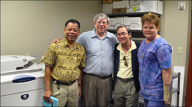 Glenn Bautista - NAFAUM Program Printing Staff