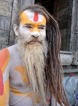 Anand Swaroop Manchiraju - NAGA SINTS IN NEPAL