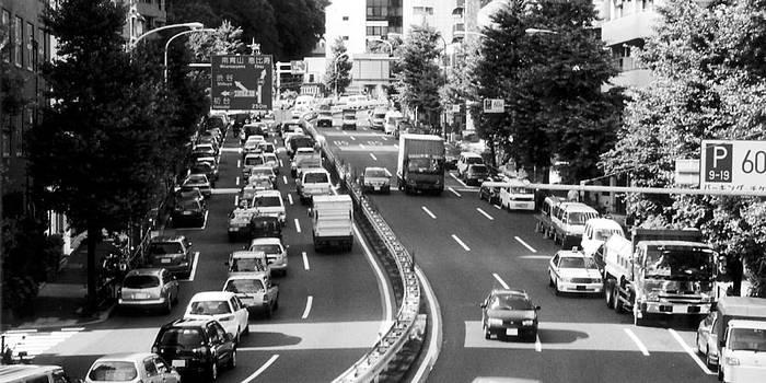 Nakameguro by Photo by Kosei Saito