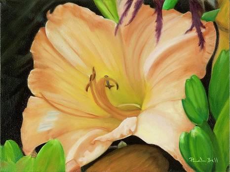 Nancy's Lily II by Pamela Bell