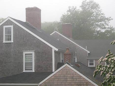 Nantucket Fog 80 by Julia Jones