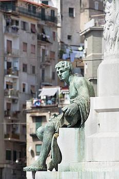Naples bronze sculpture  by Andrew  Michael