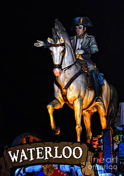 Kathleen K Parker - Napoleon Rides Again