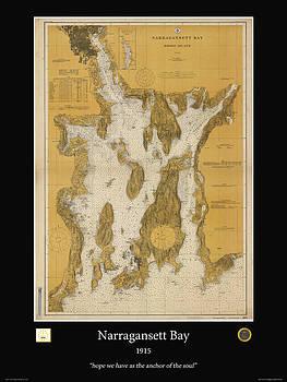 Narragansett Bay by Adelaide Images
