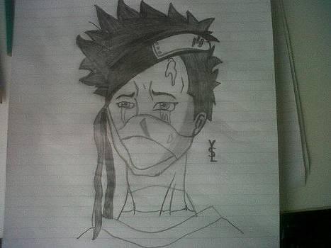 Naruto - Zabuza by Younes Labari