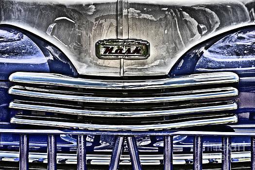 Nash Emblem by Donald Tusa