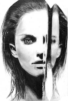 Natalie portman by Chris Baggott
