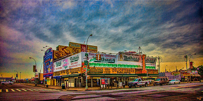 Nathan's Famous Hot Dog Emporium by Chris Lord