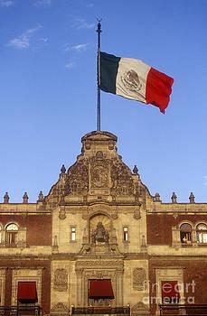 John  Mitchell - NATIONAL PALACE Mexico City