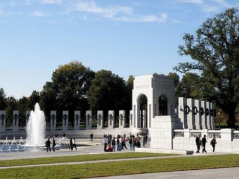 FeVa  Fotos - National World War II Memorial Plaza
