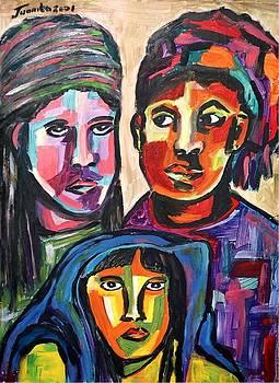 Nations by Juanita Mulder