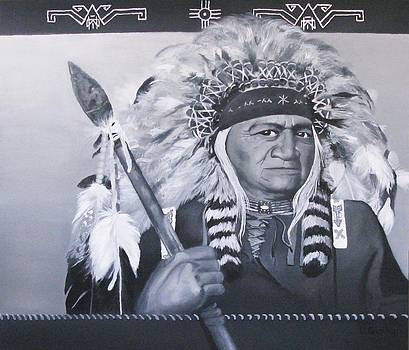 Native American by Robert Furbacher