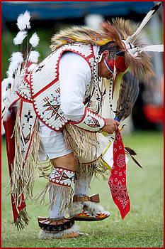Native Dancer 1 by Fuad Azmat