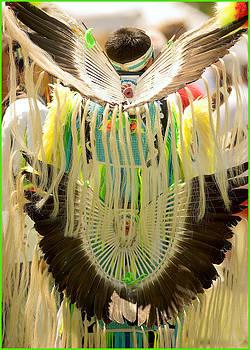 native Dancer 4 by Fuad Azmat