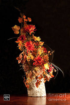 Nature in Autumn I by Dinah Anaya