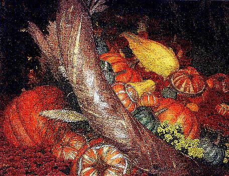 Nature's Bounty - Happy Thanksgiving by Nabila Khanam