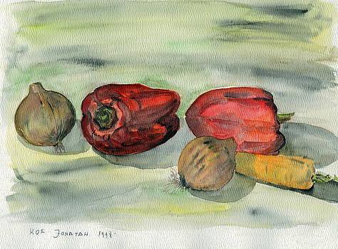 Naturmort by Jonatan Kor