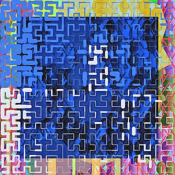 Dee Flouton - Navy Maze