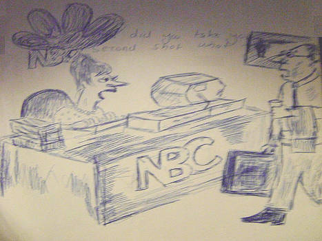 Nbc by Paul Rapa