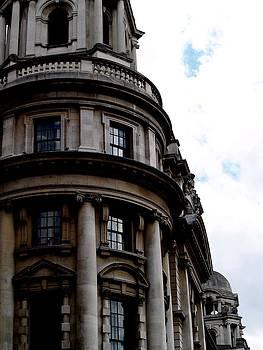 Near Scotland Yard by Carrie Putz