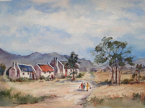 Nearly Home by Marion Langton