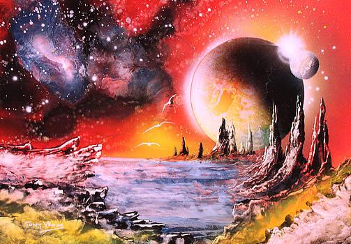 Nebula Storm by Tony Vegas