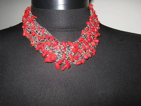 Necklace by Nadejda Lilova