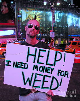 Need Weed by Maria Scarfone