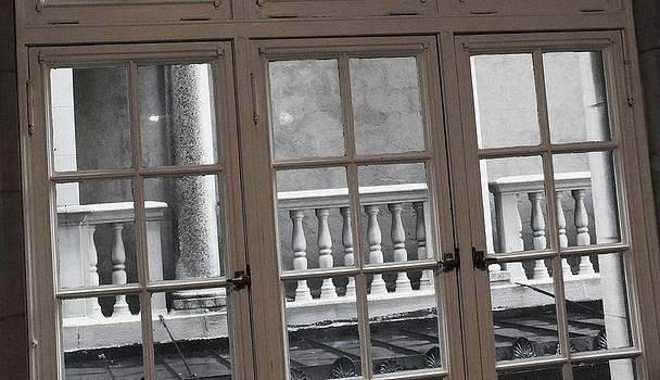 Neighbors Baluster by Anna Villarreal Garbis